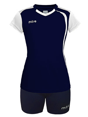 Kit Volleyball Mitre Mujer